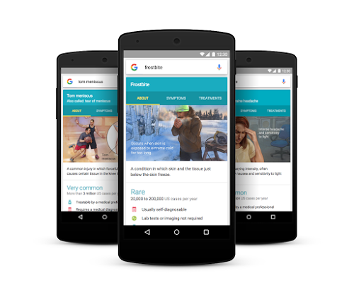 Google Health: Google Launches Health Condition Cards In Australia